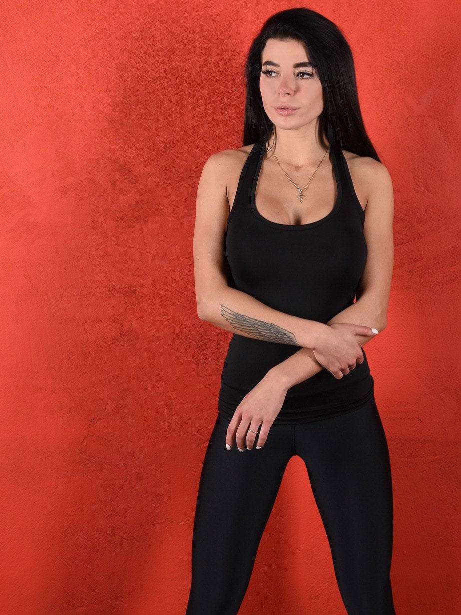 Спортивный комплект для фитнеса и йоги Omnia Wear Lia